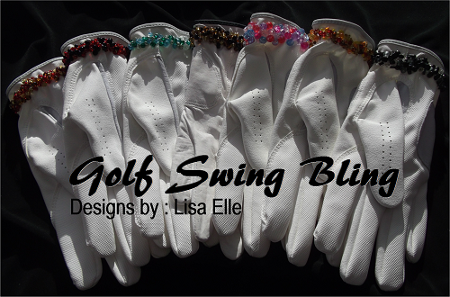 Ladies Golf Gloves - Custom Made Golf Gloves